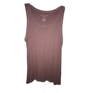 🌿American Eagle Tank Dusty Soft & Sexy Ribbed